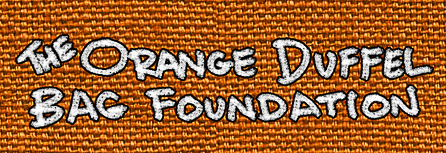 The Orange Duffle Bag Foundation